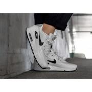 Nike Air Max 90 White Silver