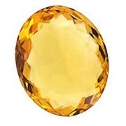 Jaipur Gemstone 8.25 carat yellow sapphire(pukhraj)