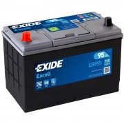 Akumulator za automobil Exide EXCELL 12V95AH L+ ASIA EB955 ( G8 )