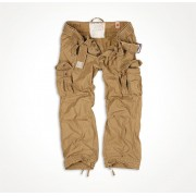 Spodnie Premium Vintage Surplus Beige 05-3597-74