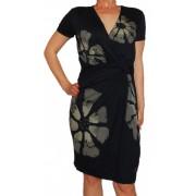Desigual fekete ruha Vest Elina