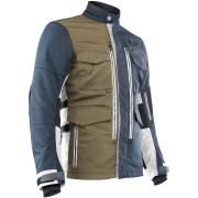 Acerbis Ottano Adventuring 2.0 Motorcycle Textile Jacket Green Blue S