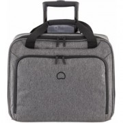 DELSEY Businesstrolley mit 15,6-Zoll Laptopfach, »Esplanade, anthrazit«, grau, Neutral, anthrazit
