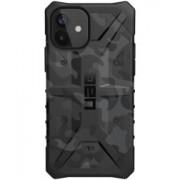 Urban Armor Gear Pathfinder iPhone 12 / 12 Pro Hoesje Midnight Camo