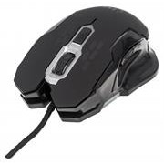 Manhattan Wired Optical Gaming Mouse - USB, Six Button with | 179164