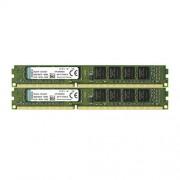 Kingston KVR13N9S8K2/8 RAM 8Go 1333MHz DDR3 Non-ECC CL9 DIMM Kit (2x4Go) 240-pin, 1.5V