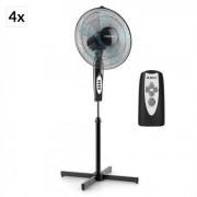 BlackBlizzard 2G RC Ventilatore A Piantana Set da 4 41 cm (16'') 50 W Nero