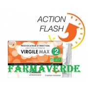 VIRGILE MAX Activator de Erectii 5 Plicuri Alchida Nature