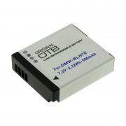 Bateria Compatível para Panasonic LUMIX DMC-GM1 - 600mAh - Íon de Lítio - 7,4V