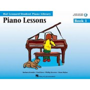 Piano Lessons Book 1: Hal Leonard Student Piano Library 'With Access Code', Paperback/Phillip Keveren