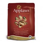 Applaws паучове в бульон 12 x 70 г - пиле с тиква