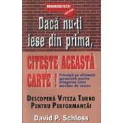 Daca nu-ti iese din prima, citeste aceasta carte!/David P. Schloss