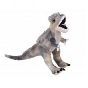 Merkloos Dino knuffels Velociraptor 30 cm