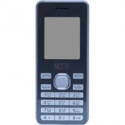MTR MT Titan Mini dual sim with dedicated memory slot stronger battery and 1.8 inces display mobile phone in black color