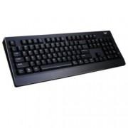 Клавиатура AULA Demon King, гейминг, механична, RGB подсветка, черна, USB
