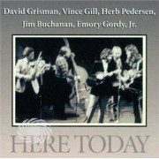 Video Delta Grisman,David & Others - Here Today - CD
