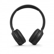 Casti on-ear JBL TUNE 500BT, Bluetooth cu microfon (Albastru)