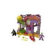 Fábrica de Risada BFT55 Imaginext - Mattel
