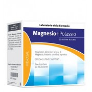 Laboratorio Della Farmacia Srl Ldf Hidrasal Magnesio E Potassio 20 Bustine
