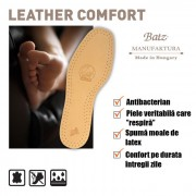 Branţ medical Dr. Batz - Leather Comfort