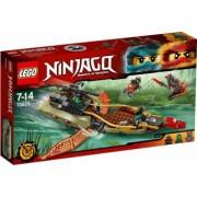 LEGO NINJAGO - DESTINY'S SHADOW : BARCA MULTIFUNCTIONALA 70623
