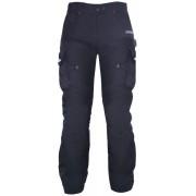 Oxford Montreal 2.0 Dámské motocyklové textilní kalhoty 2XL Černá