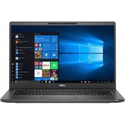 "Laptop Dell Latitude 7400 (Procesor Intel® Core™ i5-8265U (6M Cache, up to 3.90 GHz), Whiskey Lake, 14"" FHD, 8GB, 256GB SSD, Intel® UHD Graphics 620, Win10 Pro, Negru)"