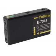 EPSON T7014 yellow XXL - kompatibilná náplň do tlačiarne Epson