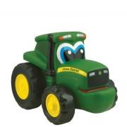 Tomy John Deere Traktor Push N Roll