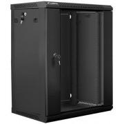 """Cabinet metalic Lanberg WF01-6415-10B, 19"""", 15U, 600 x 450"""