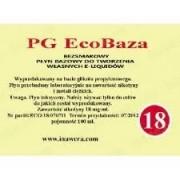 Inawera - PG EcoBaza 18 mg - 100 ml