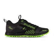Cipő Salming Trail T4 Shoe Women kovácsolt Vas / Black