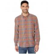 ToadCo Airsmyth Long Sleeve Shirt Tabac