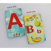 Outlazst Durable Flash Cards A-Z Alphabets