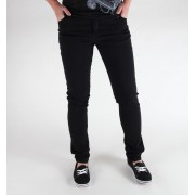 pantalon (unisexe) 3RDAND56th - Hipster Slim Fit - Noire - JM372