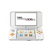 Nintendo Consola NINTENDO 2DS XL Blanco-Naranja