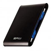 Silicon Power Armor A80 HDD Extern 2TB Negru