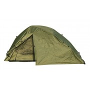MIL-TEC 17814226 POP UP 1 PERSON DOUBLE SKIN TENT 1 személyes Taktikai Sátor - Olive/Olivazöld