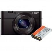 Sony CyberShot DSC-RX100III + Sony NP-BX1 Accu