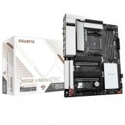 MB, GIGABYTE B550 VISION D /AMD B550/ DDR4/ AM4