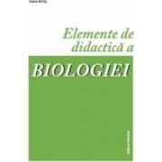 Elemente de didactica a Biologiei - Ioana Arinis