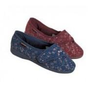 Dunlop Pantoffels BlueBell - Burgundy-vrouw maat 37 - Dunlop