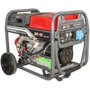 Generator Curent Electric Senci SC8000DE, 7000W, 230V, AVR inclus, Motor diesel