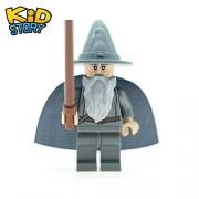 Generic Legoingly DIY Bricks Building Blocks The Lord of The Rings Frodo Baggins Gandalf Aragorn II Model Toy Gift for Girl Kids GK30 PG-552