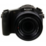 Sony Cybershot DSC-RX10 Mark II 20 Megapixel Superzoom Digitalkamera schwarz
