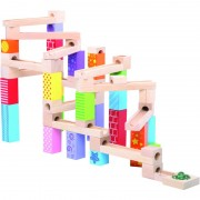Marble Run din lemn Big Jigs
