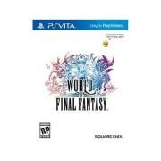World Of Final Fantasy - Ps Vita - Unissex
