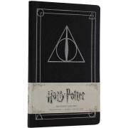 Harry Potter - Deathly Hallows Ruled Notebook