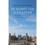 Studystore De komst van alexander alexander de grote en zijn nalatenschap in azië