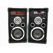 Set 2 boxe cu amplificare si MP3 Alien AN-S07